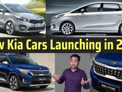 New Kia Vehicles Launching in 2021   Kia Seltos 2021 & Kia MPV   Hyundai Creta & Maruti Ertiga Rival