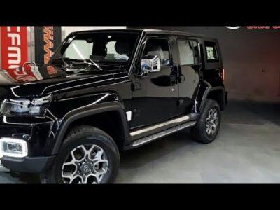 New bolero 2021/New mahindra bolero BLACK 2021 in India inside and exterior/bolero new mannequin/
