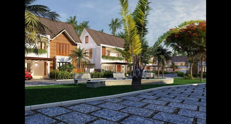 New gated villa on the market Close to Kakkanad infopark 7 km |  400 + properties out there in our web site.