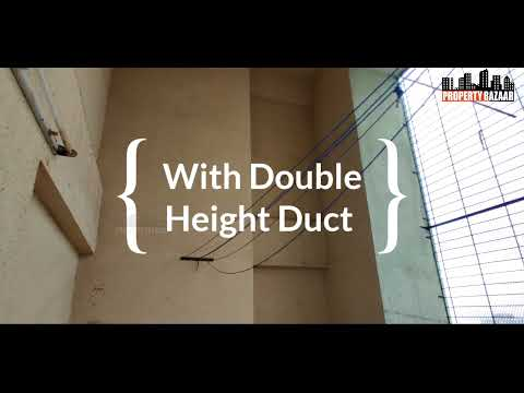 Rental #2BHK + Huge Duct At MiRa Street | PROPERTY BAZAAR