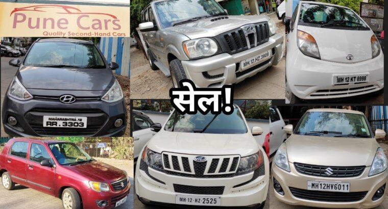 Scorpio,XUV500,Dzire,@Pune Automobiles,Kothrud |The Curious Indian