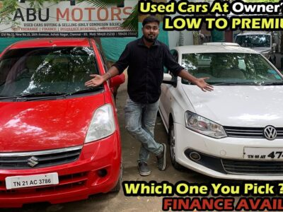 Second Hand Automobiles Sale In Chennai At Low Worth || Pre Owned Automobiles Sale In Tamil Nadu || ABU MOTORS