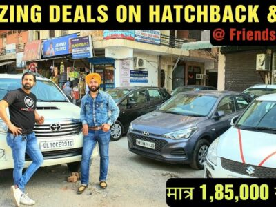Second hand vehicles begins from 1.85 lakhs | Hatchback to SUV in Model New Situation at FRIENDS MOTORS