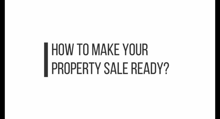 Safe your property in India and make it sale prepared!