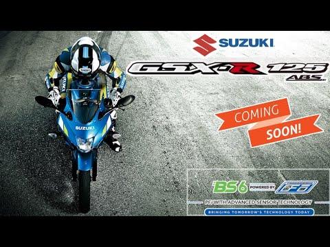 Suzuki GSX-R 125 Revealed In India 2021 || Upcoming 125cc Bikes In India 2021||Suzuki Bikes In India