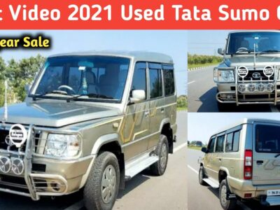 Tata Sumo Gold Automotive Sale 2021   Newyear Sale Used Automobiles   Low Worth   Completely happy Newyear Nanba 2021  TAMIL
