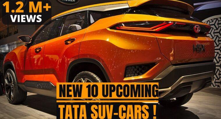 Tata Upcoming Suv | Tata Upcoming Automobiles | Upcoming Tata Suv in India | Tata UPCOMING 7 Seater SUV 🔥🔥