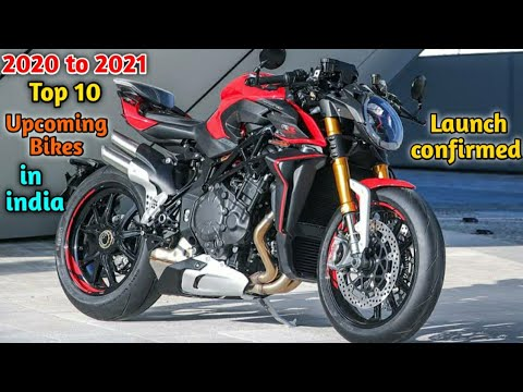 Prime 10 Upcoming Bikes in india 2020 to 2021  Launch Date? and worth?  Hindi video.