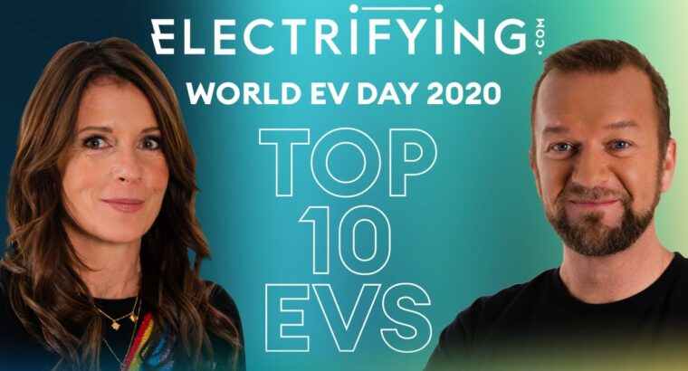 High 10 electrical vehicles on sale – Ginny Buckley and Tom Ford decide their favourites / Electrifying
