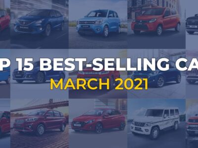 Prime 15 Most Well-liked & Greatest Promoting Vehicles In India In March 2021