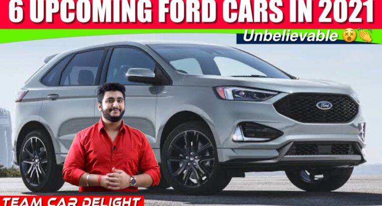 Upcoming Ford Automobiles in India 2021-22 | New Ecosport, Creta Rival & Others | Upcoming Automobiles in India