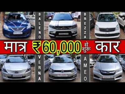 Used Automotive for Sale in India 2021 || Beginning 60,000 || UP Automotive Sale || Used Automotive for Sale in Lucknow
