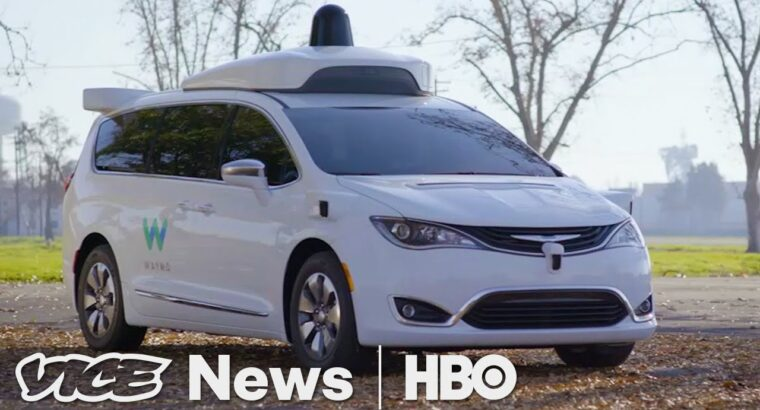 We Drove In Google's Latest Self-Driving Automobile (HBO)