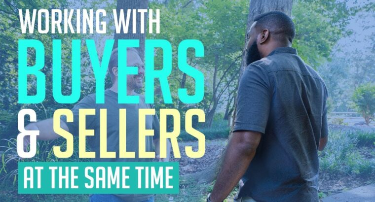 Wholesaling Actual Property | Working with Money Patrons and Sellers on the Similar time
