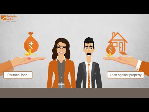 Private Mortgage vs Mortgage Towards Property – Which One is Higher?   Fullerton India