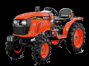 Kubota Tractor Models 2021 in India